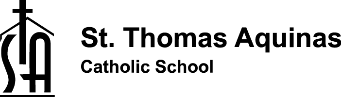 St. Thomas Aquinas Catholic School Logo
